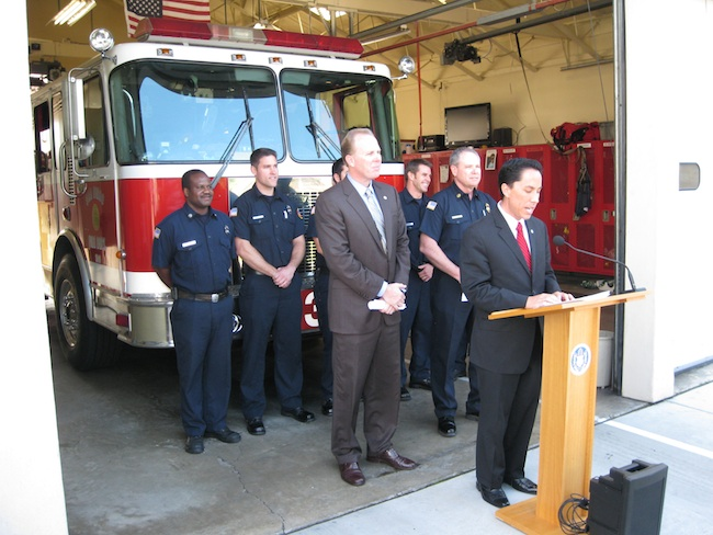 Little Italy's Fire Station 3 gets funding for renovations