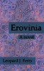 The cover of Leopard J. Ferry's debut novel, Erovinia. (Courtesy the author)