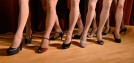 This pageant's got legs (Photo by Tony Eisenhower Photography)