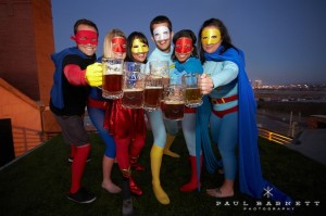 Costumes will be welcome at any venue while ComicCon is in town. (Photo by Barnettphoto.com)