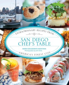 A newly released book spotlights recipes from San Diego's most popular restaurants and their chefs. (Courtesy Globe Pequot Press)