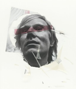"""Warhol"" by Arnold Newman (Courtesy jdc Fine Art)"