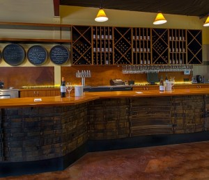 The tasting room of San Diego Cellars in Little Italy. (Photo by David Nunes)