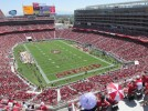 Levi's Stadium, the new home of the San Francisco 49ers, is bring more than football fans to Santa Clara