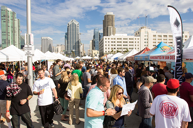 Get hopping to beer week san diego downtown news for Craft beer guild san diego