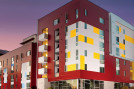 Cedar Gateway Apartments are affordable housing units Downtown (Courtesy of roemcorp.com)
