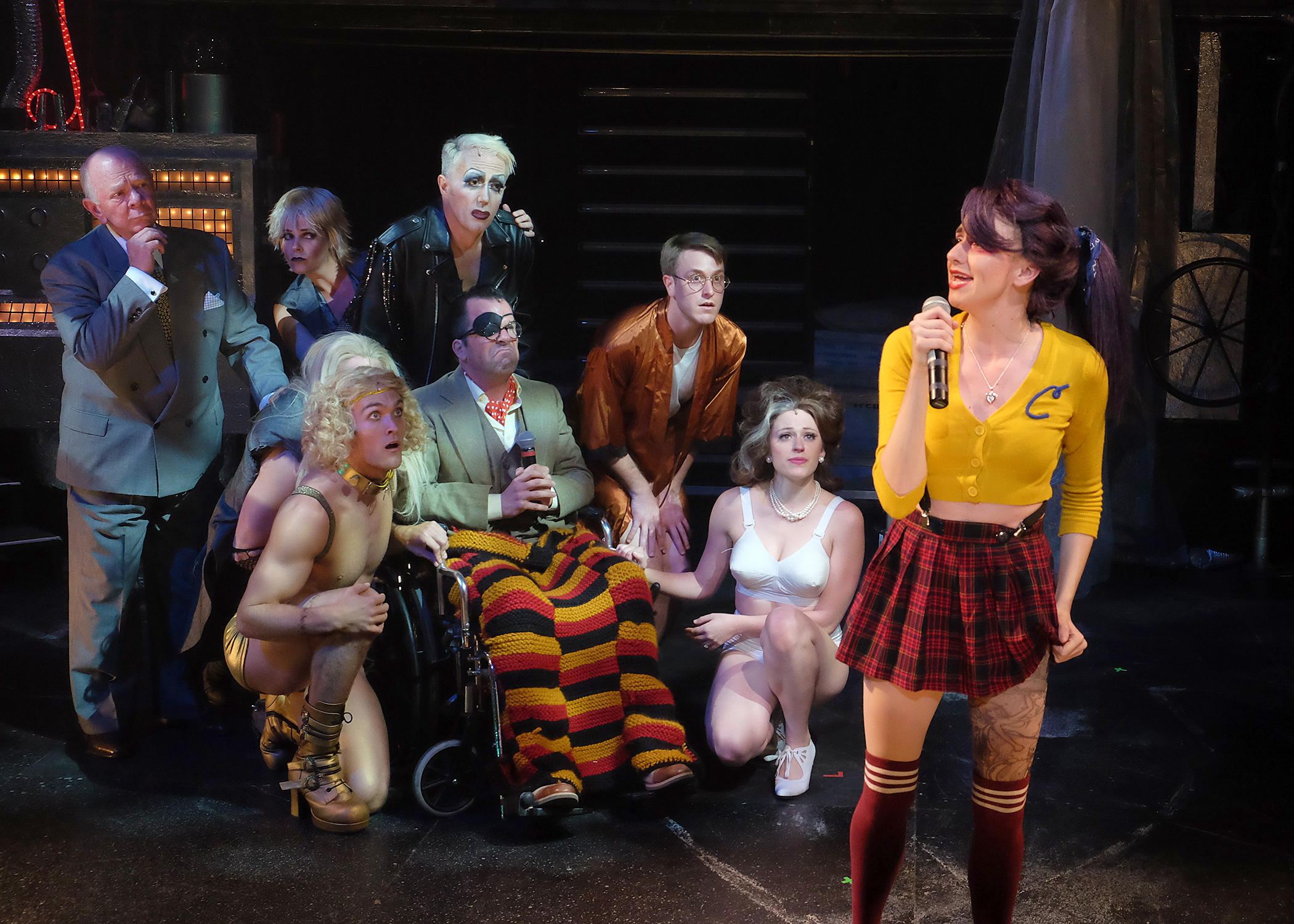 rocky horror picture show analysis essay The rocky horror picture show frank is something of a mad scientist, bent on creating the perfect life form to serve as his sexual plaything he seems to be the leader of the transylvanians on earth.