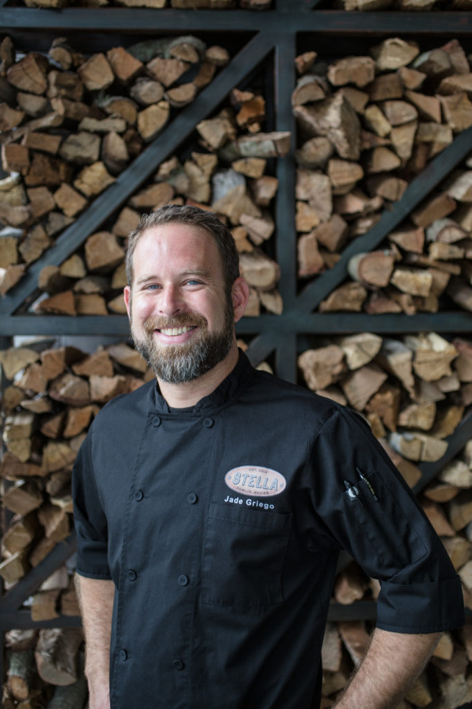 Jade Griego is the new executive chef at Stella Public House & Halcyon. (Courtesy Citrus Public Relations)