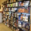 The Friends of the Library Bookstore has a variety of new and slightly used books (Photos by Joan Wojcik)