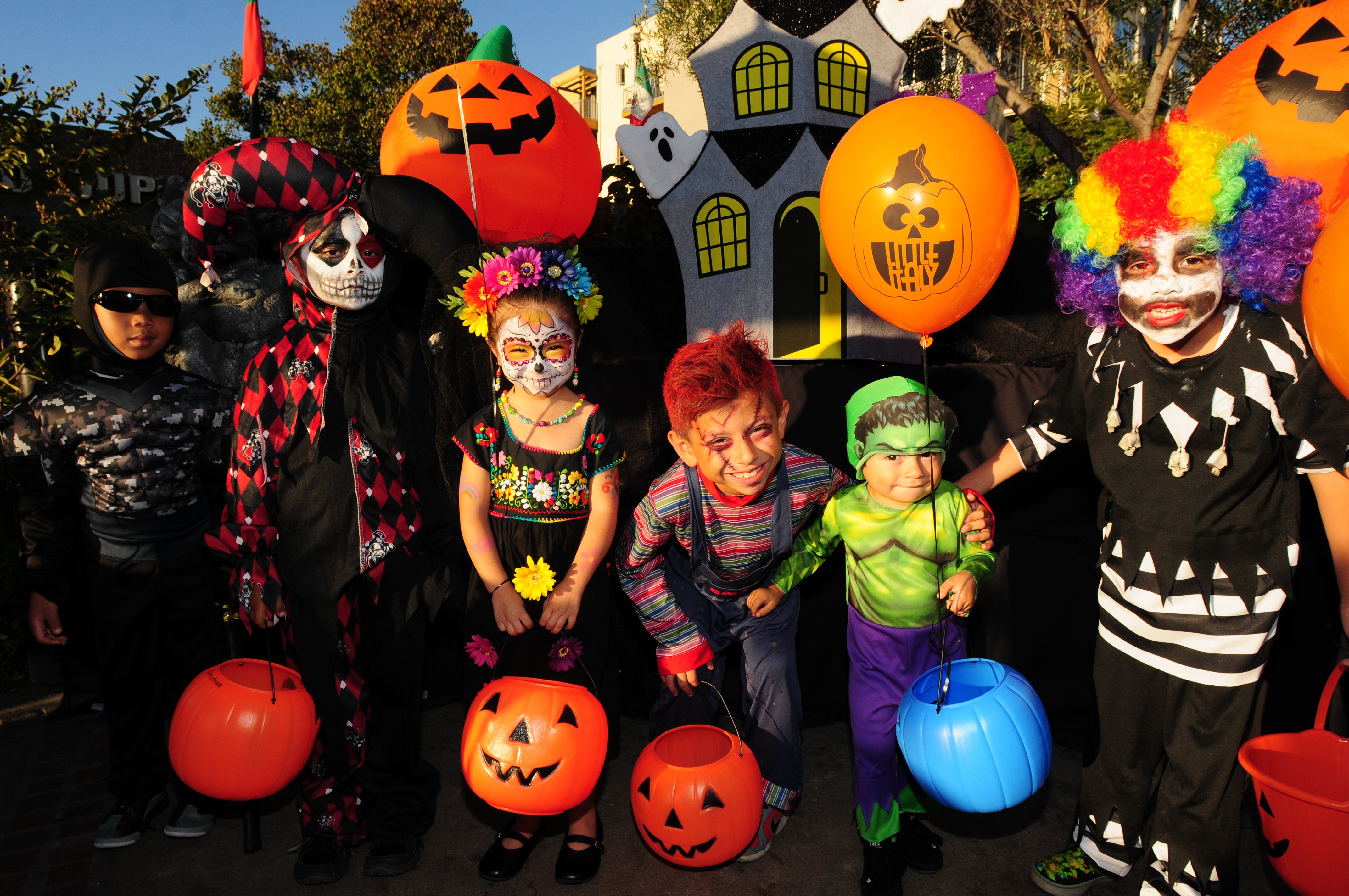 """Join us for ""Trick or Treat on India Street"" Oct. 28 (Courtesy Olive PR)"